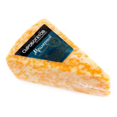 Сыр Сыробогатов Мраморный фасованный