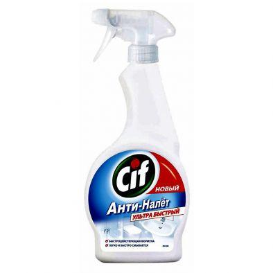 Средство чистящее Cif для ванной Анти-налет