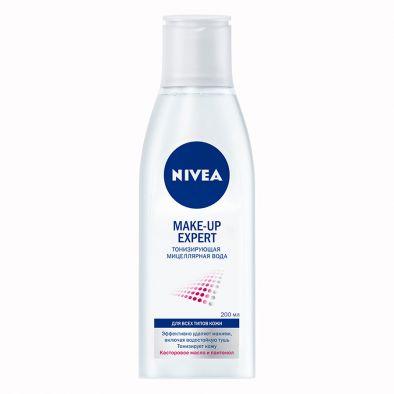Вода мицеллярная тонизирующая NIVEA Make-Up Expert