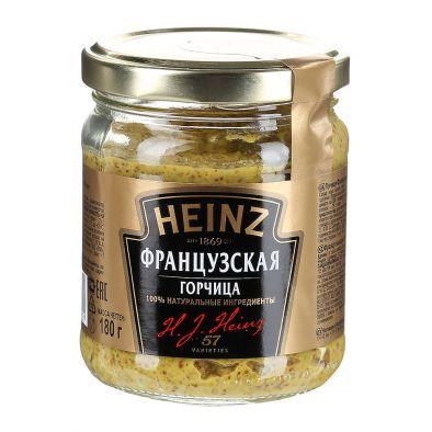Горчица Французская Heinz
