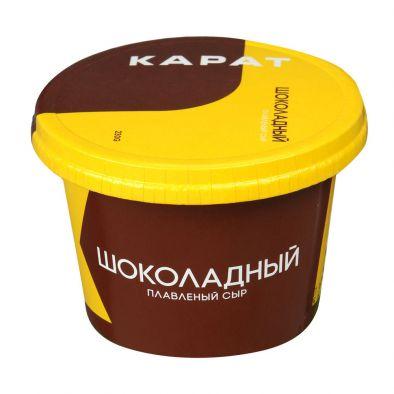 Сыр плавленый Шоколадный десертный