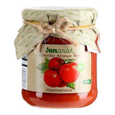 Томатная паста Janarat Армянские традиции вкуса