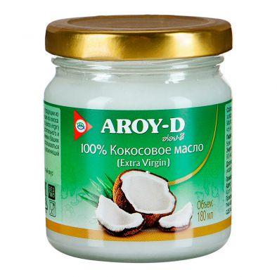 Масло кокосовое AROY-D Extra Virgin