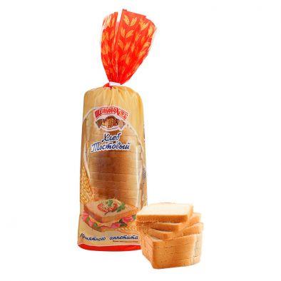 Хлеб Щелковохлеб тостовый нарезка