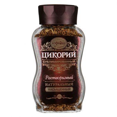 Цикорий сублимированный Московская кофейня на паяхъ Насыщенный натуральный растворимый