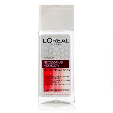 Мицеллярная вода L'Oreal Абсолютная нежность
