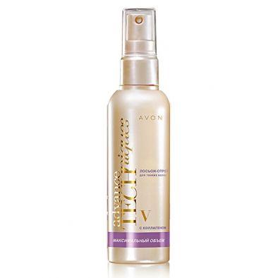 Лосьон-спрей для тонких волос Avon Advance TECHniques Максимальный объем