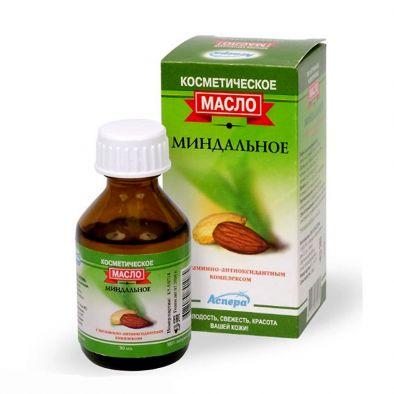 Масло миндальное Аспера косметическое с витаминно-антиоксидантным комплексом