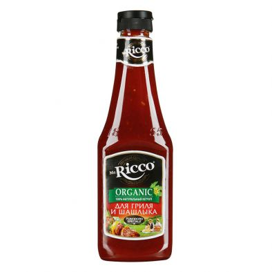 Кетчуп Mr.Ricco для гриля и шашлыка  Pomodoro Speciale