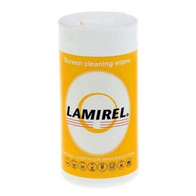 Чистящие салфетки для экранов всех типов Lamirel