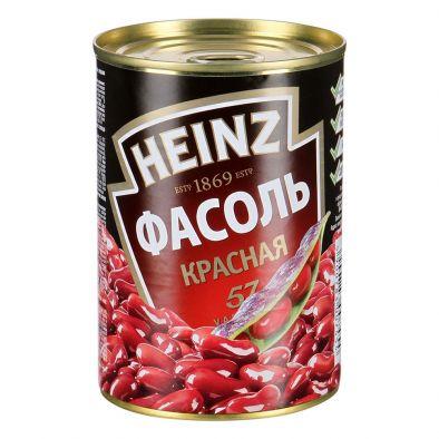 Фасоль Heinz красная консервированная