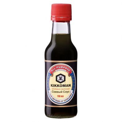 Соевый соус натурального брожения Kikkoman