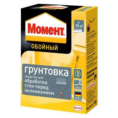 Грунтовка Момент (Henkel) обойный