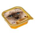 Состав корм для кошек МуррКисс мясной консервированный Курочка с потрошками